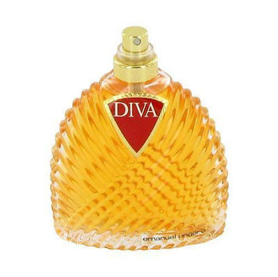 DIVA Emanuel Ungaro 3.4 edp 3.3 Perfume Spray * NEW TST