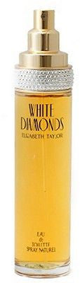 WHITE DIAMONDS ELIZABETH TAYLOR 3.3 EDT tester