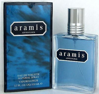 ADVENTURER Aramis cologne men edt 3.7 oz spray NEW IN BOX