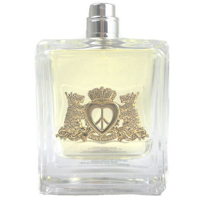 Peace Love & JUICY COUTURE Women 3.4 oz TESTER
