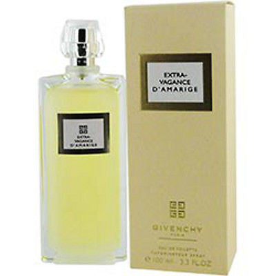(Yellow) EXTRAVAGANCE D'AMARIGE by GIVENCHY 3.4 oz New in Box
