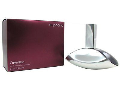 EUPHORIA for Women by Calvin Klein Perfume EDP 3.4 oz NEW IN BOX