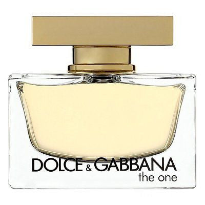 EDP - D & G THE ONE Dolce & Gabbana  Perfume 2.5 oz edp TESTER