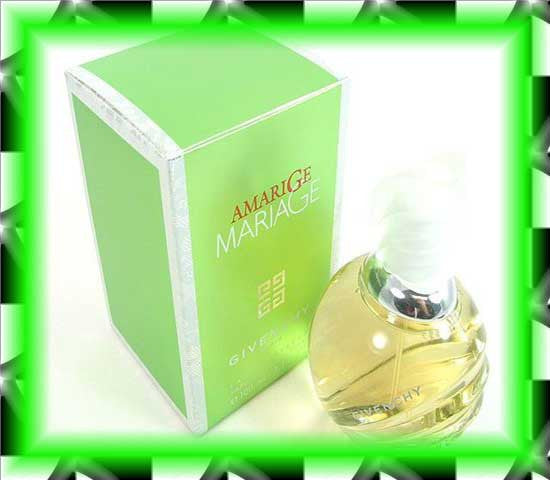 AMARIGE MARIAGE by Givenchy 3.4 oz Perfume New in Box Sealed