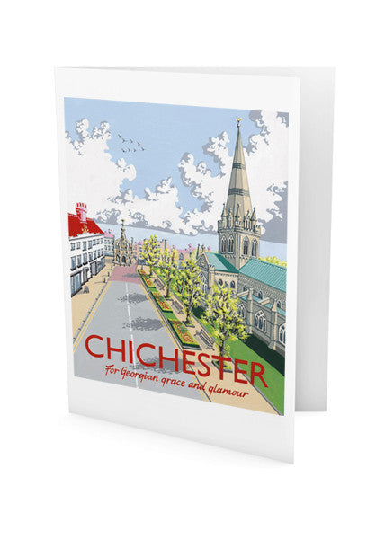 Chichester Greeting Card