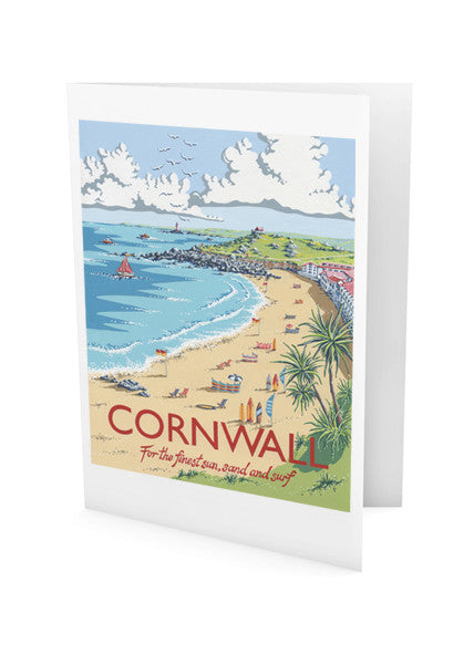 Cornwall Greeting Card
