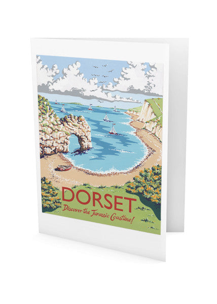 Dorset Greeting Card