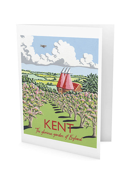 Kent Greeting Card