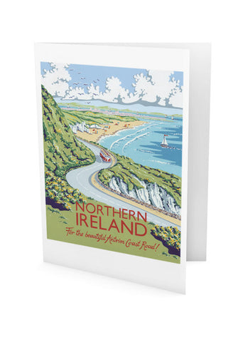 Northern Ireland Greeting Card