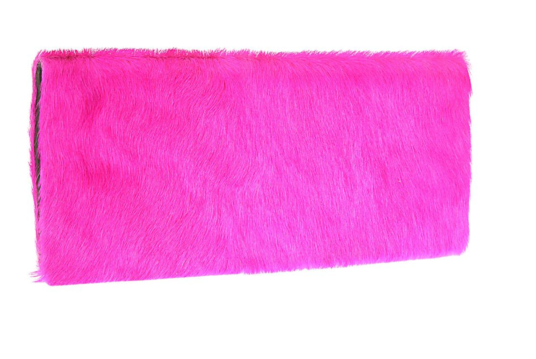 Nicole Clutch in Fuchsia