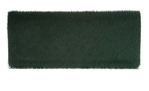 Nicole Clutch in Emerald