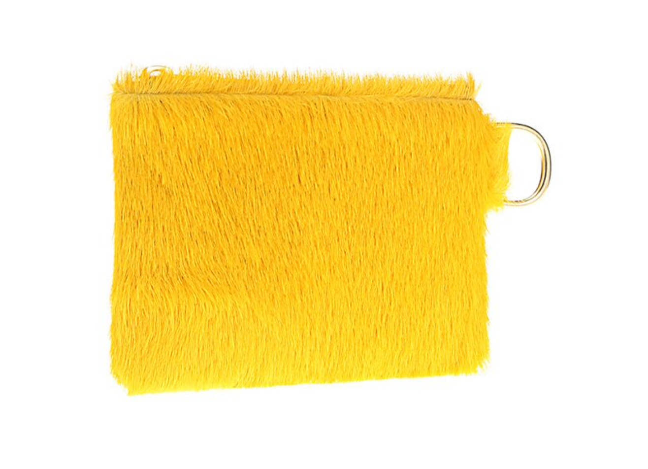 Zip Pouch in Marigold