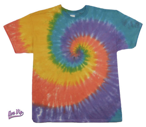 Ava's Dream Tie Dye shirt