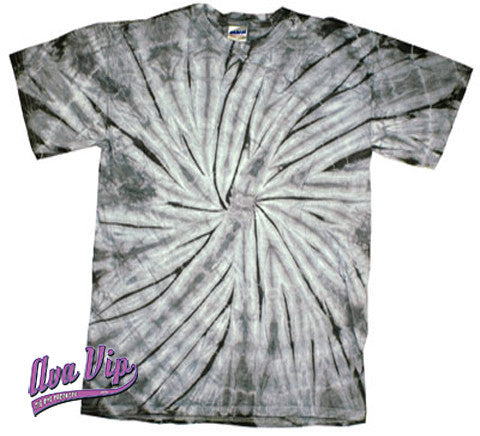 Spider Silver or Grey Tie Dye