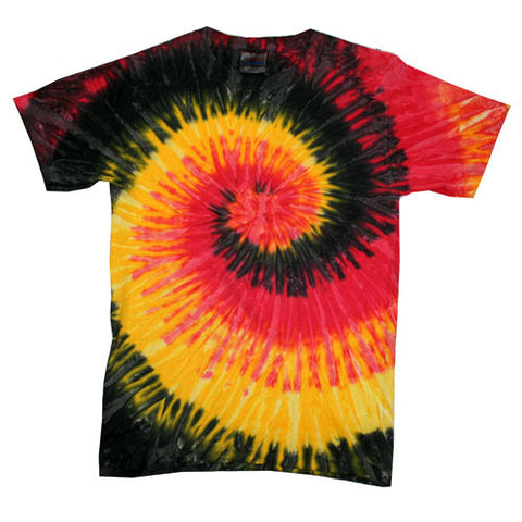 Spiral Kingston Tie Dye