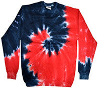 Freedom - Tie Dye Sweatshirt or Crewneck