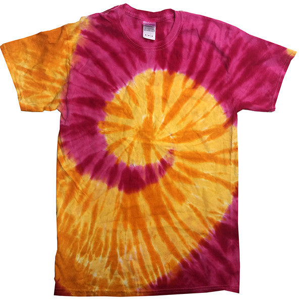 Trinidad Island Collection Tie Dye shirt