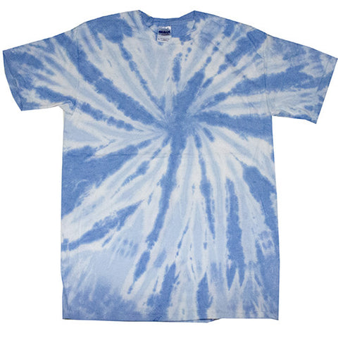 Twist Carolina Blue Tie Dye