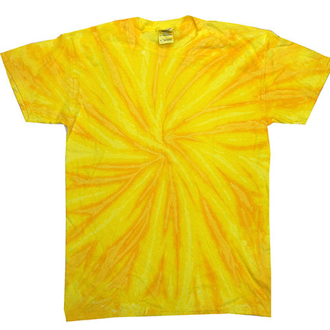 Twist Neon Pineapple Tie Dye