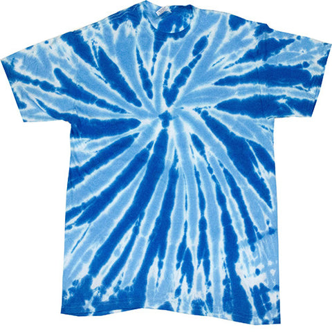 Twist Royal Tie Dye