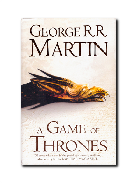 Game Of Thrones By George R R Martin Chapter One Books