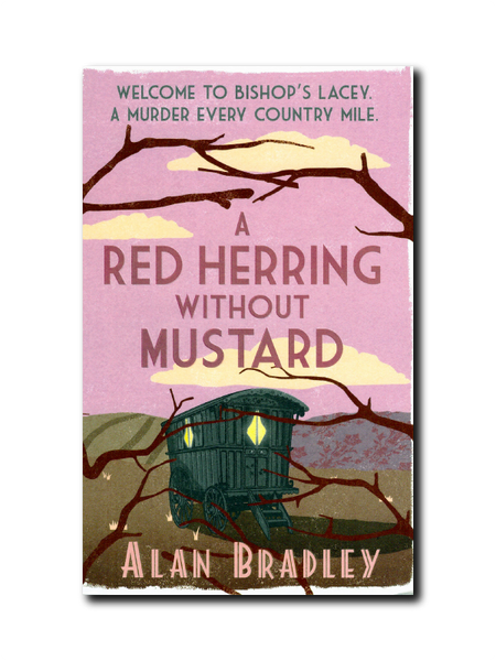 A Red Herring Without Mustard (Book 3) by Alan Bradley