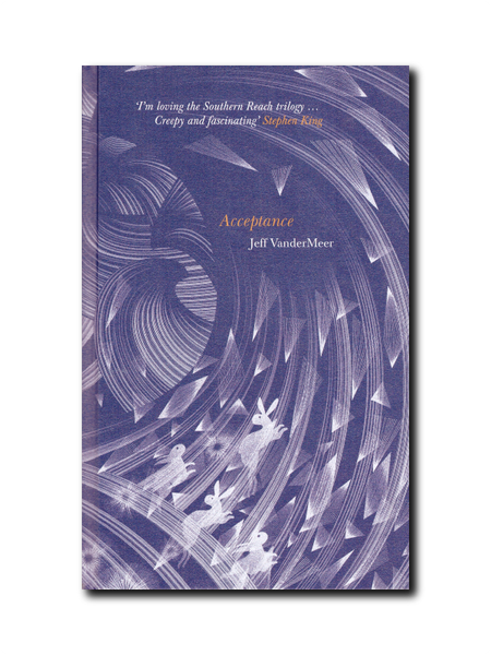 Acceptance (Book 3) by Jeff VanderMeer