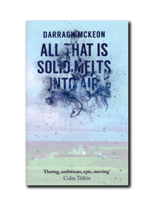 All That Is Solid Melts Into Air by Darragh McKeon