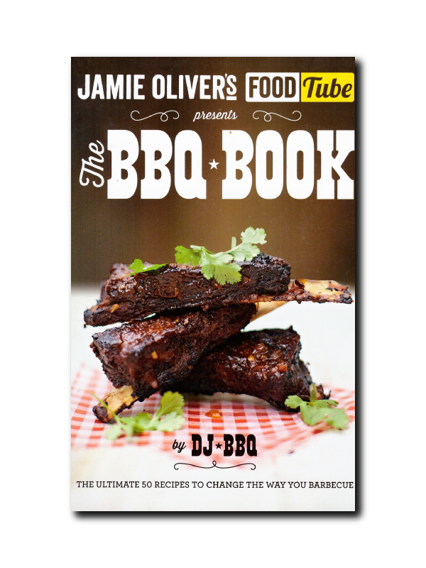 The BBQ Cookbook by DJ BBQ