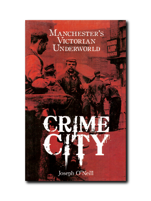 Crime City by Joseph O'Neill
