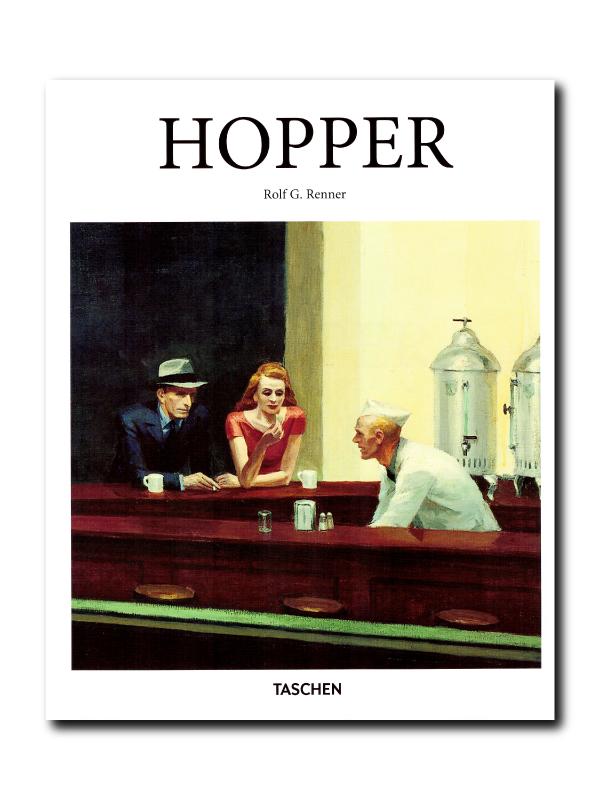 Hopper by Rolf G. Renner (TASCHEN Basic Art)