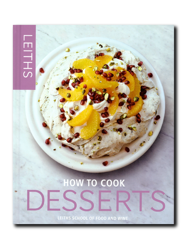 How To Cook Dessserts by Leiths