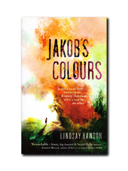 Jakob's Colours by Lindsay Hawdon