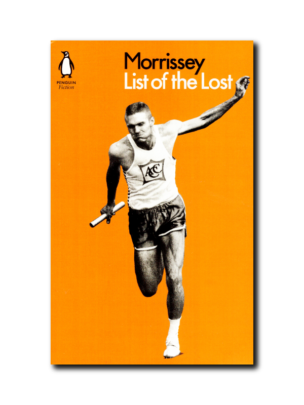 List Of The Lost By Morrissey