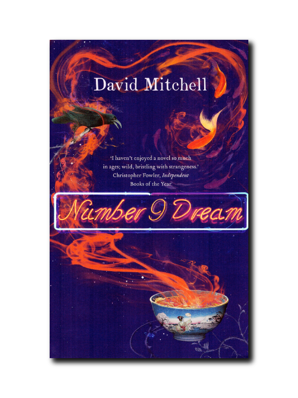 Number 9 Dream by David Mitchell