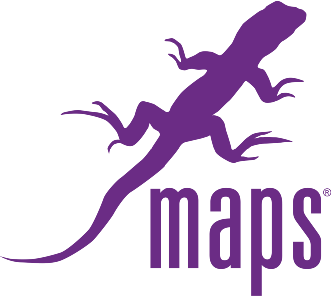 Purple Lizard Maps Wholesale