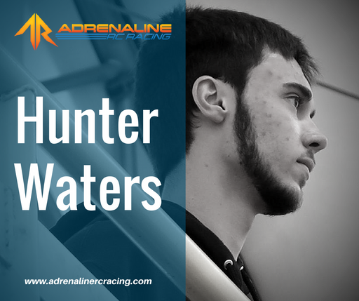 Spotlight Driver & New Employee: Hunter Waters