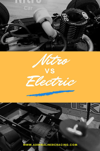 Beginner RC Series: Nitro vs Electric