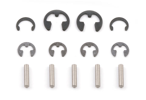 Team Associated Input Shaft Hardware Set **DISCONTINUED