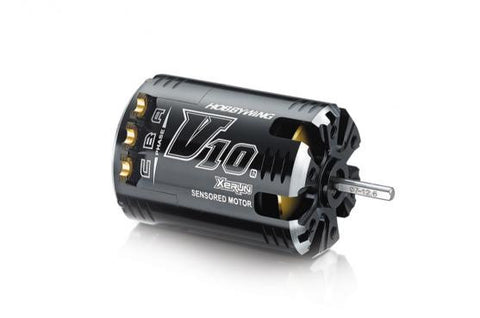 Hobbywing Xerun V10 G2 Competition Modified Brushless Motor (8.5T)