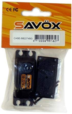 Savöx CSB2274SG Top and Bottom Case with 4 Screws