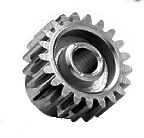 Robinson Racing Steel 48P Pinion Gear (3.17mm Bore) (32T)