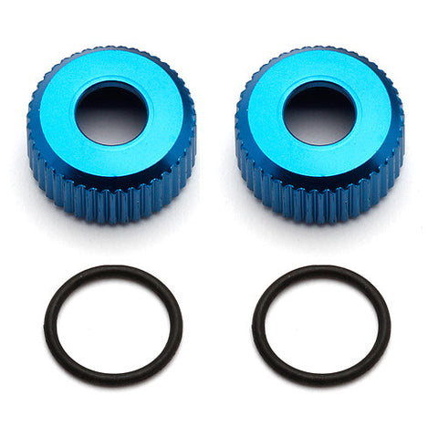 Team Associated Shock Body Seal Retainer (2) **