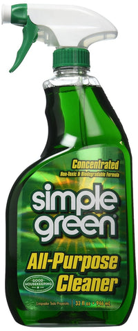 Simple green Concentrated; Cleaner 32oz bottle