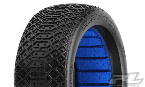 Pro-Line Electron 1/8 Buggy Tires w/Closed Cell Inserts (2) (MC)
