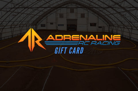 Adrenaline Gift Card