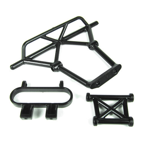Tekno RC Rear Bumper Set **