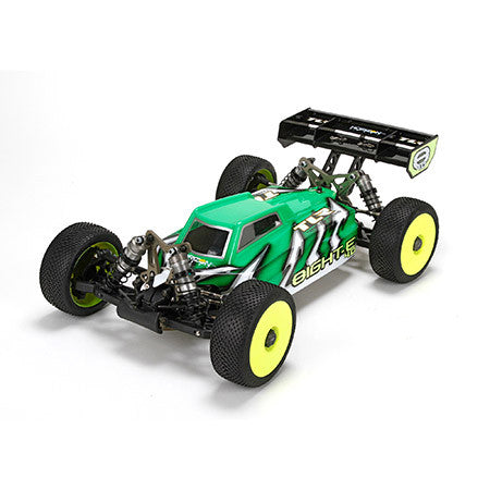 8IGHT-E 4.0 Race Kit: 1/8 4WD Electric Buggy