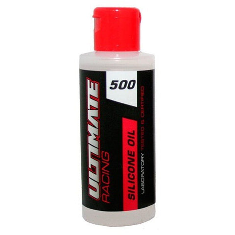 Ultimate Racing Shock Oil 500 CPS (2OZ)