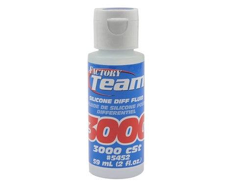 Team Associated Silicone Differential Fluid (2oz) (3,000cst) **
